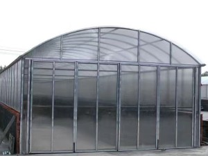 Polycarbonate Sheet Greenhouse7